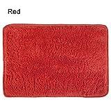Super Soft Long Plush Silky Mat Carpet Mat Door Rugs Area Rug For Bedroom Living Room Bathroom 8 40x60cm