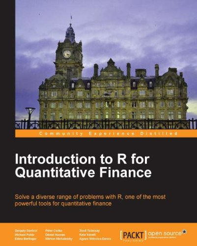 Introduction to R for Quantitative Finance Kindle Editon