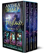 Feyland: Books 1-3 (Feyland Series Collection)