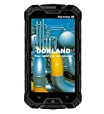 DORLAND Harmony_08 Explosion-proof IP68 Rugged Smartphone, Intrinsically Safe For Oil & Gas Industry and Hazardous Areas, Fully Frequency Network 4G LTE Android 5.1 OTG NFC Dual SIM GPS Navigation