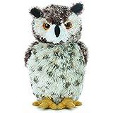 """Osmond Horned Owl 6.5"""" by Aurora"""