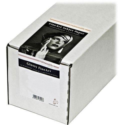 Hahnemuhle Photo Rag Baryta 315, 100% Cotton High Gloss, Natural White Inkjet Paper, 315gsm, 17
