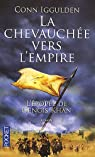 L'épopée de Gengis Khan, tome 3 : La chevauchée vers l'empire par Conn Iggulden