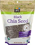365 Everyday Value Organic Black Chia Seed, 15 oz