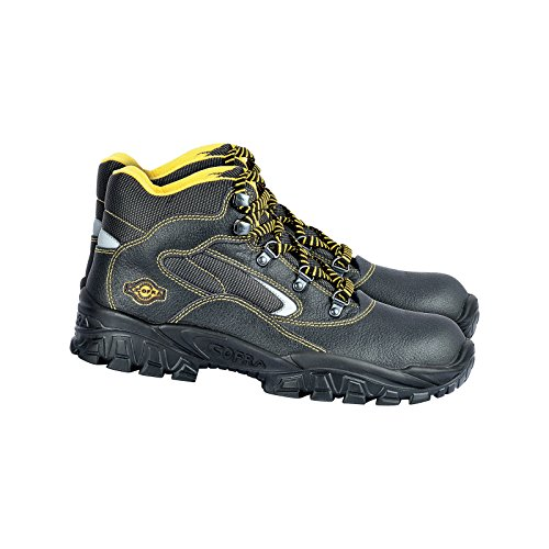 Cofra–Zapato alta New eufrate, negro, NT160-000.W46 negro