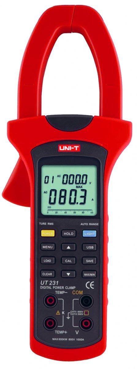 professionele mesure UNI-BALL T mie0104//ut231/Pince multim/ètre num/érique multim/ètre