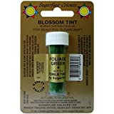 Sugarflair Foliage Green Edible Blossom Tint Food Colour Colouring Dust Powder