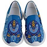 PattyCandy Girls Love Of A Parent Penguin Kids' Lightweight Slip Ons-US 13.5C