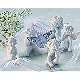 Artisano Designs Little Angel Cherub Figurine Favors, Set of 4 by Artisano Designs