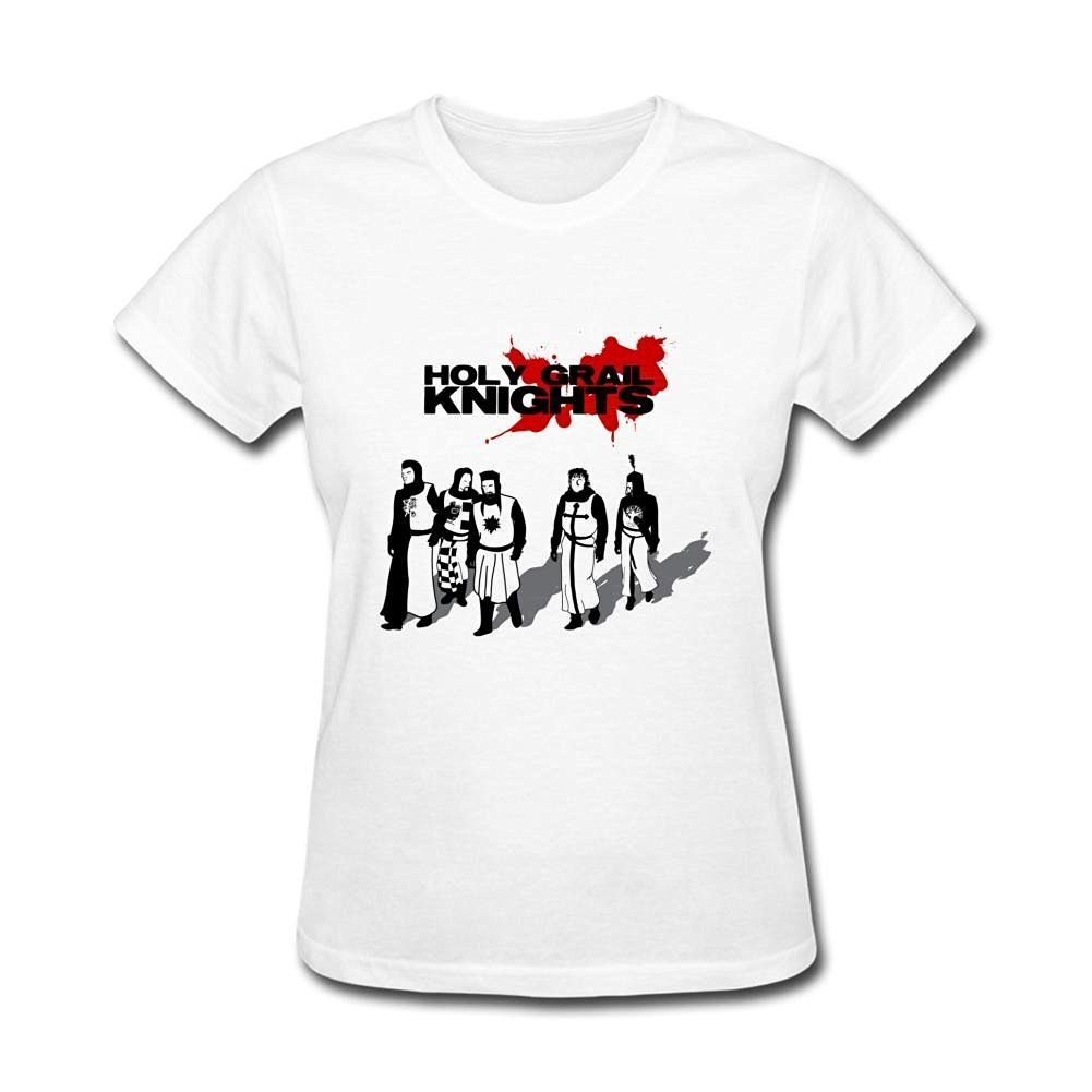 Holy Grail Knights Customized T Shirt For Woman 2239