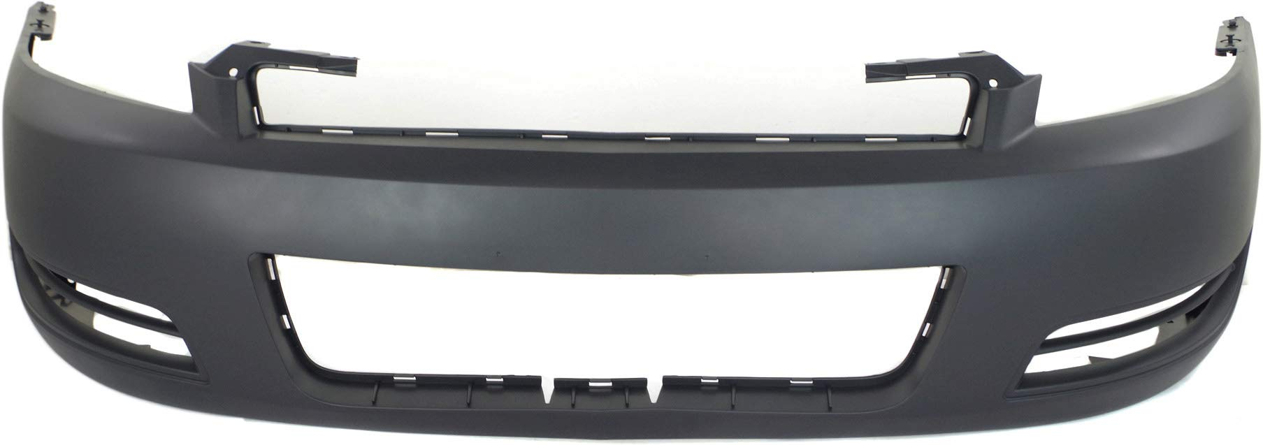 OE Replacement Chevrolet Impala Front Bumper Cover Partslink Number GM1000763