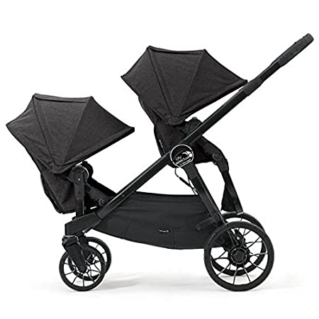 Amazon Com Baby Jogger City Select Lux Second Seat Kit Granite Baby