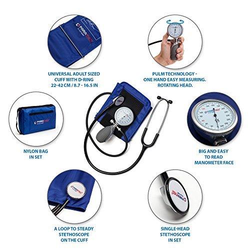 manual blood pressure monitor reviews
