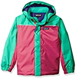 Patagonia Kids Baby Girl's Baby Snow Pile Jacket (Toddler) Rossi Pink 5T (Toddler)