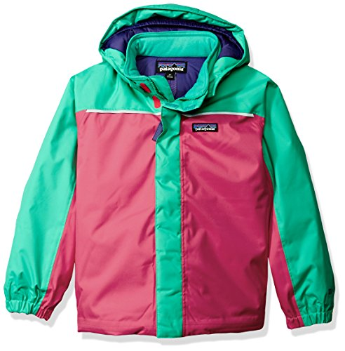 Patagonia Kids Baby Girl's Baby Snow Pile Jacket (Toddler) Rossi Pink 5T (Toddler) by Patagonia