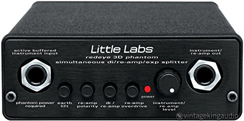 Little Labs Redeye 3D Phantom Direct Box & Re-amplifier