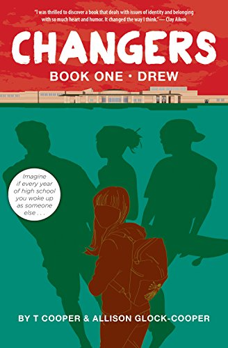 Changers Book One: Drew by [Cooper, T, Glock-Cooper, Allison]