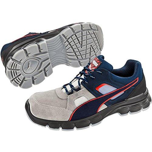 Puma 640661–353–41Aerospace–Zapatos de seguridad Low S1P ESD SRC Tamaño 41