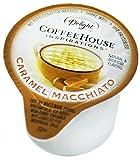 International Delight Caramel Macchiato Coffee Creamer Singles (7/16 Fl Oz Each), 50 Count Bulk Package