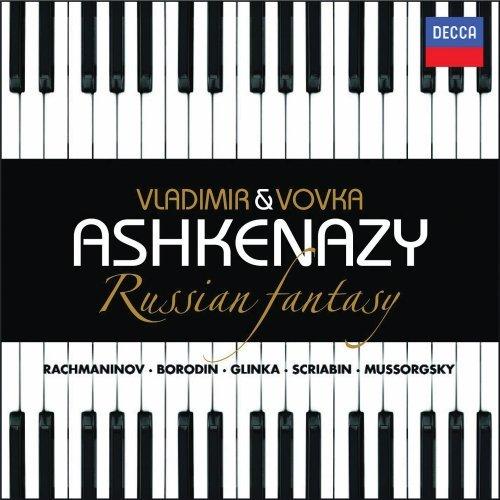 CD : Vovka Ashkenazy - Russian Fantasy (CD)