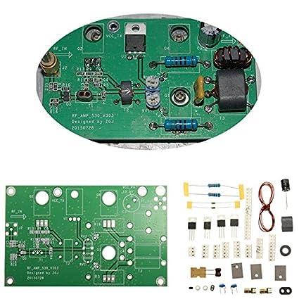 LaDicha Diy 45W Ssb Hf Lineal Potencia Amplificador Radio Aficionado Transceptor De Radio De Onda Corta