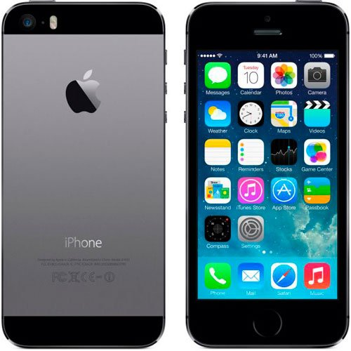 New Factory Unlocked ~ 16gb Space Gray Apple Iphone Five-s ~ Black Fast Shipping Ship Worldwide Special Gift to Everyone
