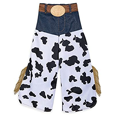 Disney Jessie Costume for Kids - Toy Story 2 Multi: Clothing