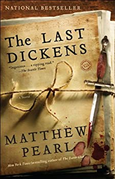 The Last Dickens 184655084X Book Cover