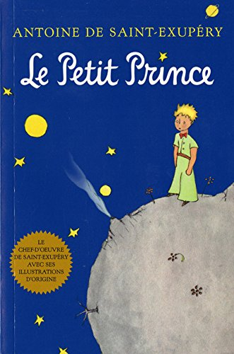 Le Petit Prince (French Language Edition) by Harcourt Inc