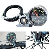 LVOERTUIG Mechanical Speedometer for Bicycle,Old