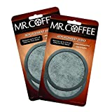 : 2 X Mr. Coffee Water Filter Replacement 2pk