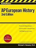 AP European History, Michael J. Romano, 0470550996