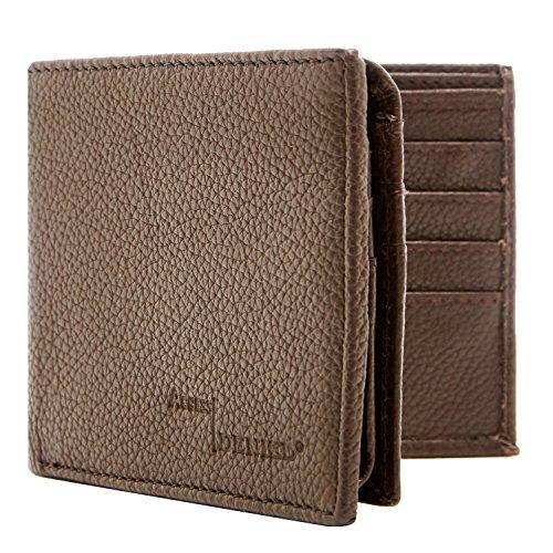 Genuine Leather Wallet Windows Blocking