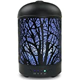 Best Essential Oil Diffusers - Aromatherapy Essential Oil Diffuser Humidifier, Aroma Diffuser Review