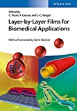 img - for Layer-by-Layer Films for Biomedical Applications book / textbook / text book