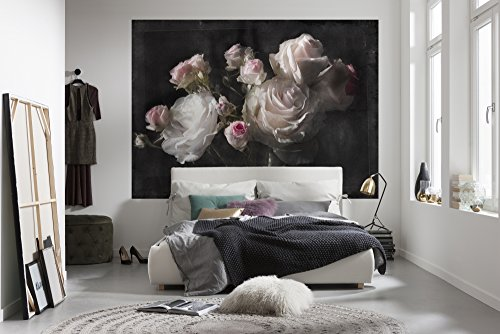 Komar 4-876 Eternity Wall Mural, Black