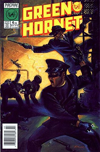 GREEN HORNET (1989 NOW) 4-10 SIENKIEWICZ , Rude, Kato