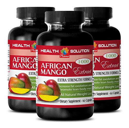 African Mango Complex - African Mango 4:1 Extract 1000 mg -