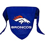 Hunter MFG Denver Broncos Mesh Dog Bandana, Small