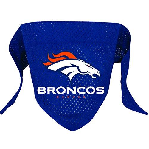 Hunter MFG Denver Broncos Mesh Dog Bandana, Large