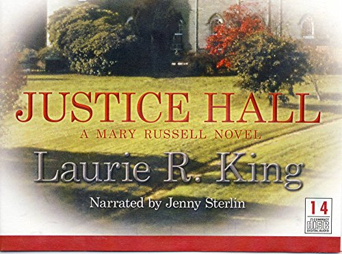 Justice Hall by Laurie R. King Unabridged CD Audiobook