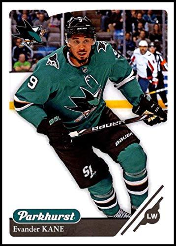 2018-19 UD MVP Silver Script #32 Evander Kane San Jose Sharks Upper Deck 18-19 Hockey Card