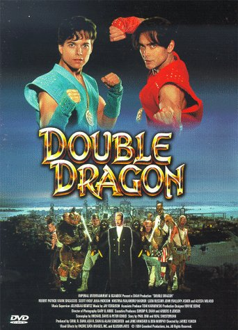 Amazon Com Double Dragon Robert Patrick Mark Dacascos Scott