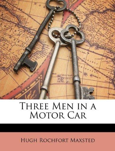 Download Three Men in a Motor Car pdf