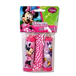 Disney Minnie Mouse Bow-tique Jump Rope By Minnie Bowtique