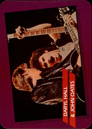 1985 Rock Star Concert #80 Daryl Hall and John Oates - NM-MT