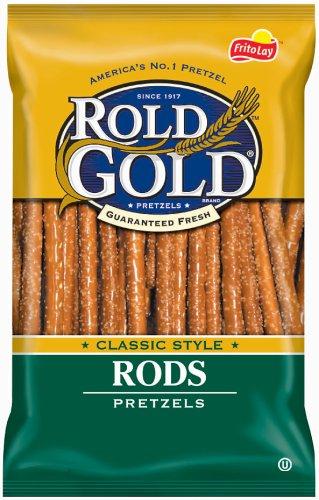 Frito Lay Pretzels Rods, 12 - Gourmet Pretzel Rods