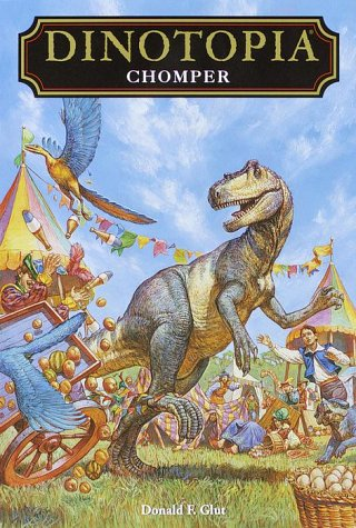 Chomper (Dinotopia, No. 11) by Random House Books for Young Readers (Image #1)