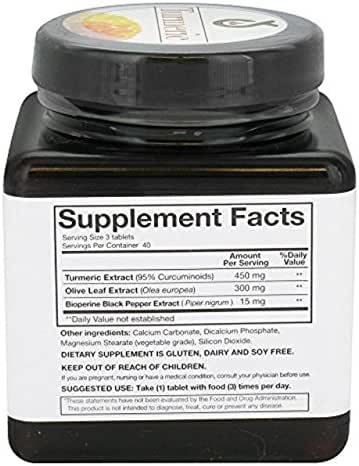 Youtheory Turmeric, 120 Tablets, 2 Pack