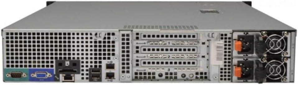 Renewed 2X 2TB SAS HDD 4TB Dell PowerEdge R510 8 Bays 3.5 Server - 2X 750w PSU 2X Intel Xeon L5640 2.26GHz 6 Core 32GB DDR3 REG Memory Dell H700 512MB Raid Controller